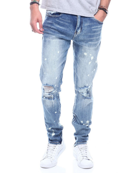 Crysp - Pacific Distressed Jean