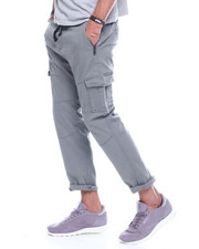 Buyers Picks - Stretch side zip jogger-2321002