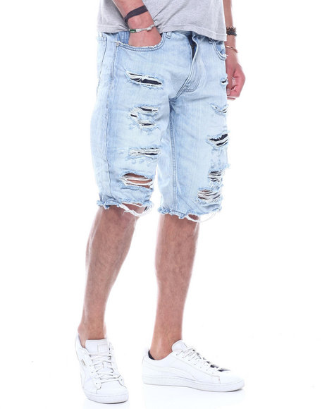 Jordan Craig - DISTRESSED DENIM SHORT
