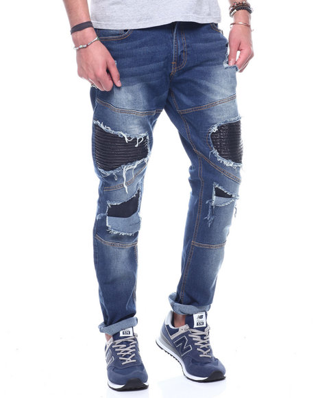 Buyers Picks - MOTO JEAN W PU TRIM