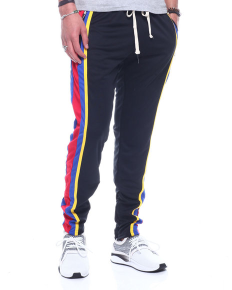 Buyers Picks - COLOR STRIPE TRACKPANT