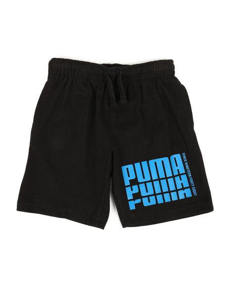 Puma - Heavy Jersey Shorts (4-7)
