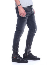 Crysp - Pacific Distressed Jean-2320717