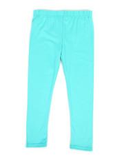 Girls - Solid Capri Leggings (4-6X)-2317625