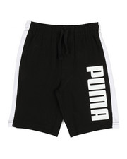 Boys - Heavy Jersey Puma Shorts (8-20)-2317741