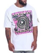 Akademiks - Worldwide HD Print & Screen Print Tee (B&T)-2320762