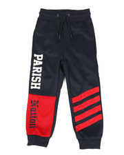 Activewear - Color Block Track Pants (4-7)-2318620