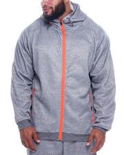 Akademiks - Adrenaline 99 Tech Fleece Full Zip Hoodie (B&T)-2320888