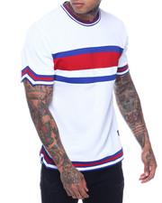 T-Shirts - INTERLOCK STRIPE SHIRT-2321623