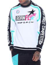 Born Fly - BONDI FLEECE CREW-2321790