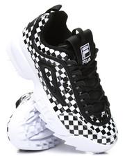 Footwear - Disruptor II Checker Sneakers-2321175