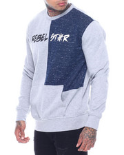 Buyers Picks - Split Crewneck Sweatshirt-2321706