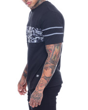 Buyers Picks - Mesh Chest Tee-City Camo-2321506