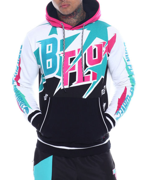 Born Fly - CHAMPAGNE HOODIE
