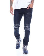 Buyers Picks - Ripped Jean with Ripple Detail-2320445