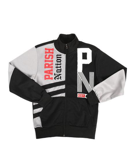Parish - Color Block Track Jacket (8-20)