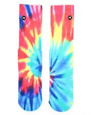 DRJ SOCK SHOP - Tie Dye Socks (1Y-7Y)-2319385