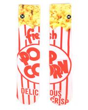 DRJ SOCK SHOP - Popcorn Socks (1Y-7Y)-2319400