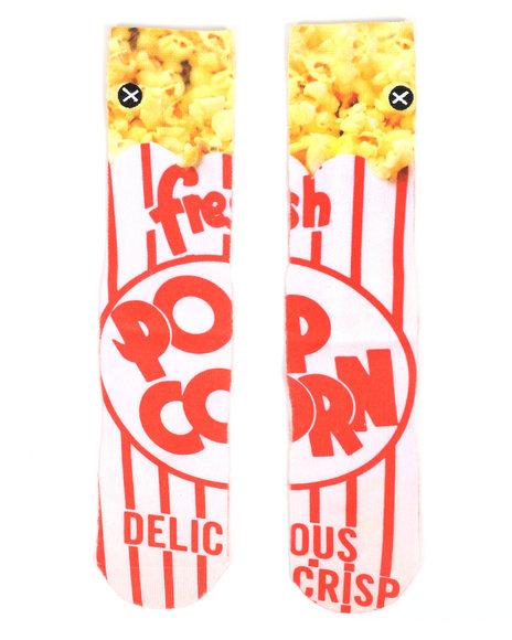 DRJ SOCK SHOP - Popcorn Socks (1Y-7Y)