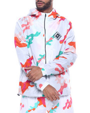 Buyers Picks - CAMO FULL ZIP WINDBREAKER-2320988