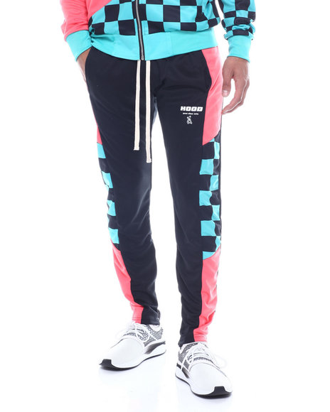 Buyers Picks - CHECKERBOARD TRACKPANT