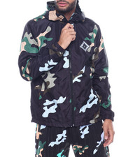 Buyers Picks - CAMO FULL ZIP WINDBREAKER-2321011