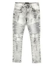 Jeans - Moto Rip & Repair Jeans (8-20)-2318701