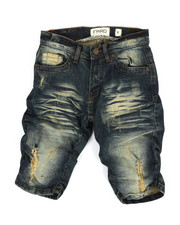 Bottoms - Ground Zero Denim Shorts (8-20)-2320667