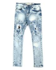 Bottoms - Pit Crew Denim Jeans (8-20)-2319658
