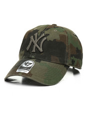 Accessories - NY Yankees Howitzer Strapback Hat-2319333