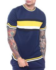 T-Shirts - INTERLOCK STRIPE SHIRT-2321967