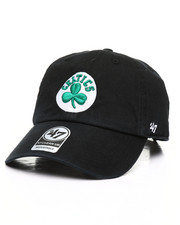 '47 - Boston Celtics Clean Up Strapback Hat-2317532