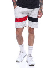 Buyers Picks - LEG PANEL FLEECE SHORT-2322022