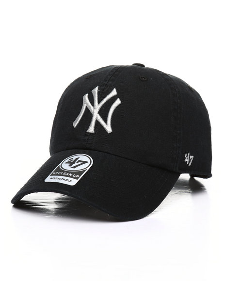 '47 - New York Yankees Metallic Clean Up Strapback Cap