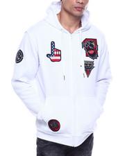 Buyers Picks - Peace Zip up Hoodie-2322127