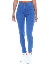 Bottoms - hi Waist Super Stretch Jean-2322624