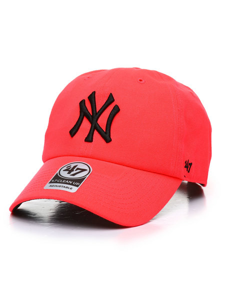 '47 - NY Yankees Clean Up Strapback Hat