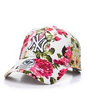 '47 - NY Yankees Rosalynn Strapback Hat-2319341