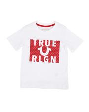 True Religion - True HS Tee (4-7)-2320003