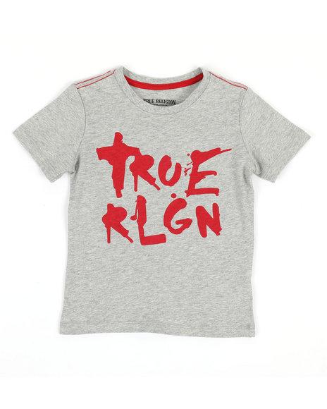 True Religion - True Splatter Tee (4-7)