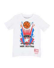 Mitchell & Ness - 91 All Star Stub Tee (8-20)-2319605