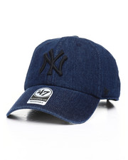 Women - NY Yankees Meadowood Strapback Hat-2319338