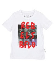 Buffalo - Crew Neck Tee W/ Digital Print (4-7)-2320625