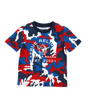 Sizes 2T-4T - Toddler - Camo Print Tee (2T-4T)-2319463