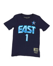 Mitchell & Ness - All Star East Allen Iverson Tee (8-20)-2319622