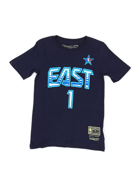 Mitchell & Ness - All Star East Allen Iverson Tee (8-20)
