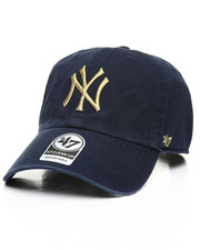 '47 - New York Yankees Metallic Clean Up Strapback Cap-2319329