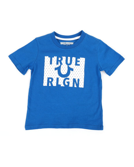 True Religion - True HS Tee (2T-4T)