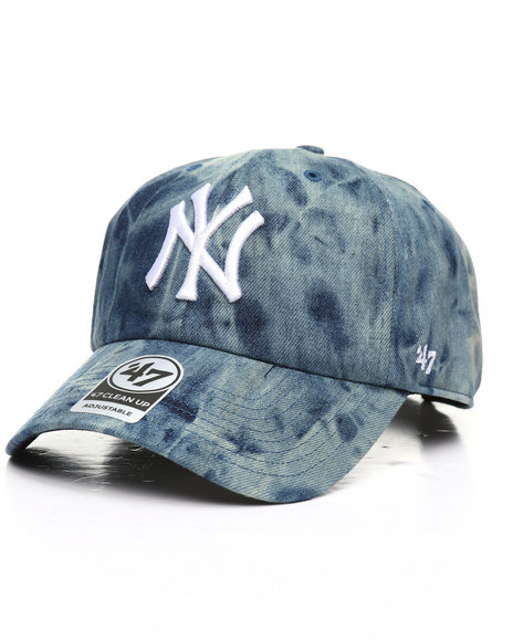'47 - New York Yankees Hard Wash Clean Up 47 Strapback Cap