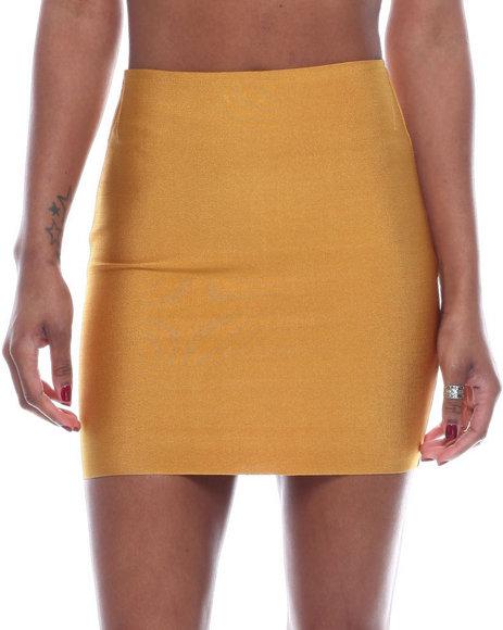 Wow Couture - High Waisted Mini Skirt